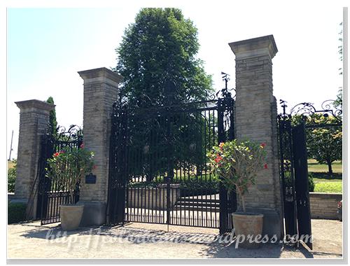 Hendrie Park某處的Gate