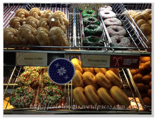 不同季節和節日還會有季節限定的特殊口味唷