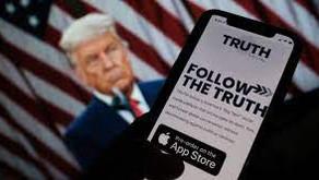 """特媒体来了!特朗普自创社交平台:我有""""真相"""""""