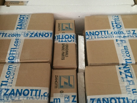 Genuine Zanotti Parts
