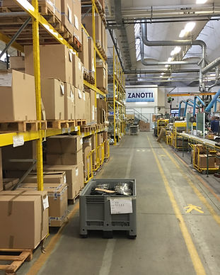 Zanotti Refrigeration parts