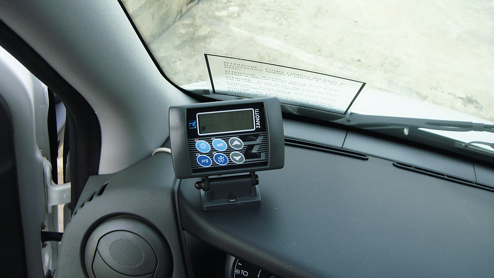 in-cab controller