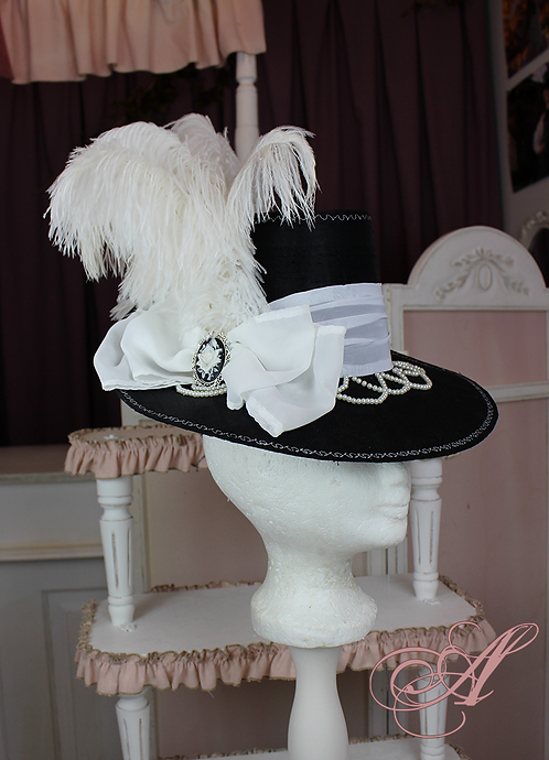 Chapeau collection collection Catherine II revisité