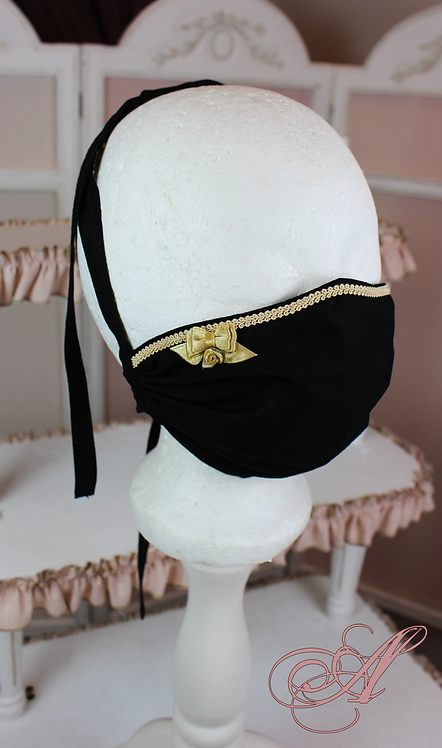 Masque de protection en tissu