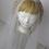 Thumbnail: Voile de mariée en tulle fine