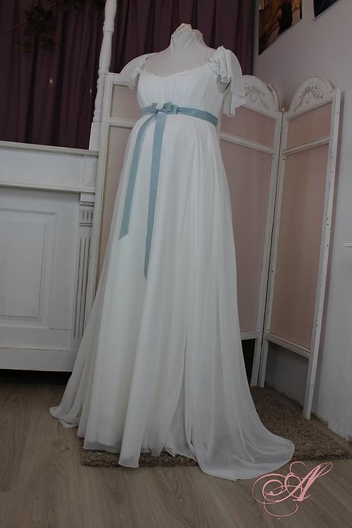 Robe de grossesse collection Marie-Anne Pierrette Paulze