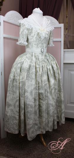 Robe collection Rose Bertin revisité