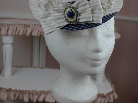 Chapeau collection Marie Harel!
