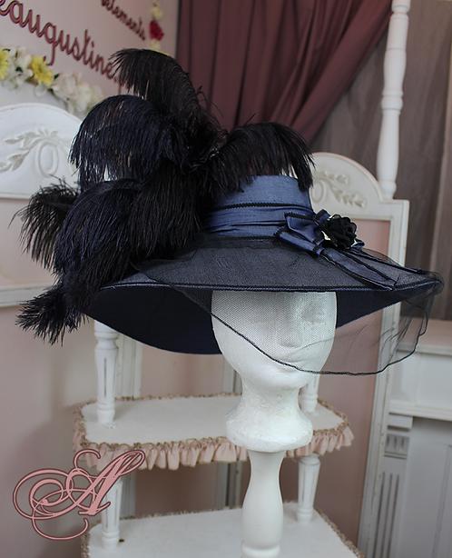 Chapeau collection Marie-Guillemine Benoist
