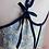 Thumbnail: reste du paiement paiement corset toile de jouy