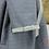 Thumbnail: Robe enfant grise