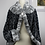 Thumbnail: Manteau en fausse fourrure avec manches