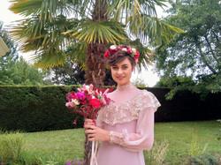 Robe de mariée collection Maria Vérone