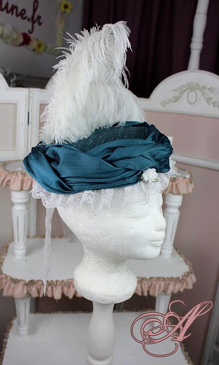 Chapeau-Turban collection Marie-Antoinette
