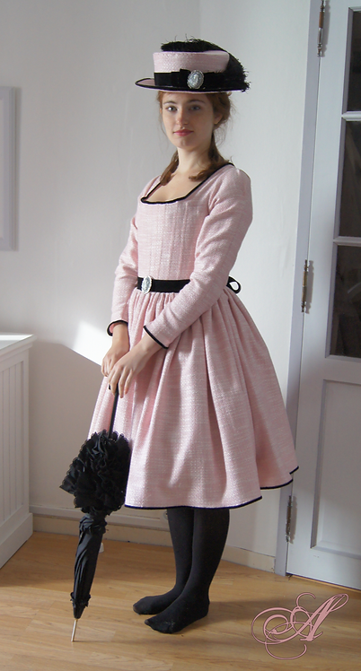 Robe collection Louise Colet