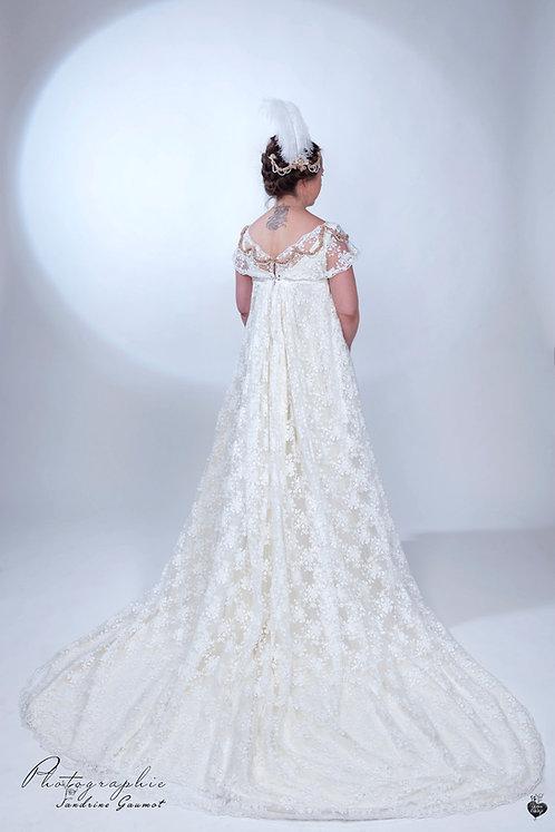 Robe de mariée collection  Jane Austen