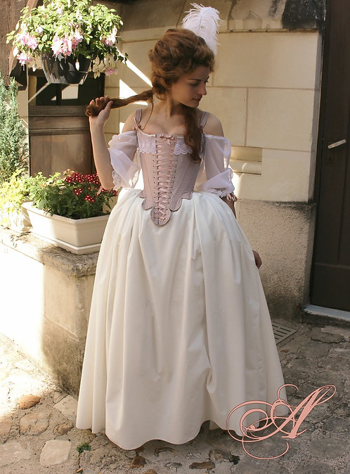 Robe collection Anne le Blanc