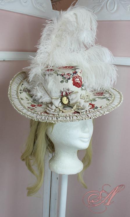Chapeau collection Louise d'Épinay