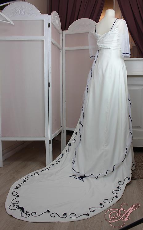 Acompte Robe de mariée Maud de Norvège