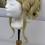 Thumbnail: Robe enfant sans manche imprimé fleuri.