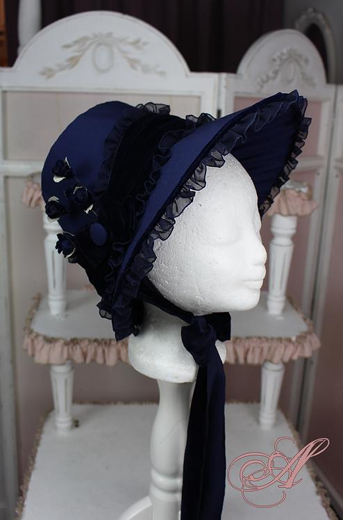 Bonnet inspiration Ier Empire
