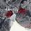 Thumbnail: Petite cape en fausse fourrure