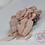 Thumbnail: Broches fleurs en mousseline