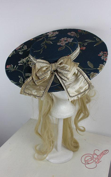 Chapeau collection Madame de Graffigny