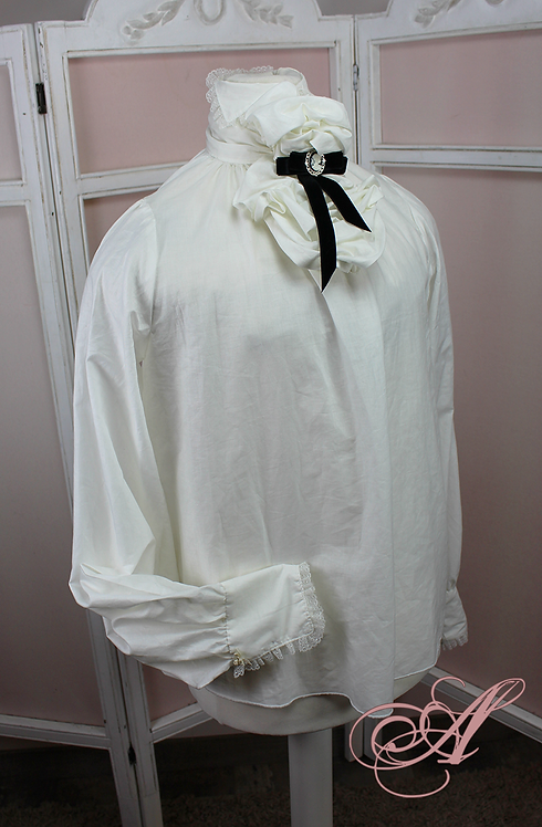 Chemise collection George Sand
