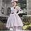 Thumbnail: Robe collection Marie-Thérèse Rodet Geoffrin revisitée