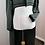 Thumbnail: Manteau en crêpe légère