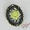 Thumbnail: Broche avec camée fleur