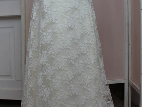 Robe de mariée collection Jane Austen!