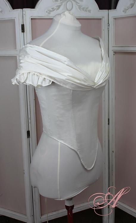 Buste corseté