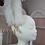 Thumbnail: Plume accessoire de tête collection Jane Austen