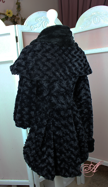 Manteau d'hiver en pilou