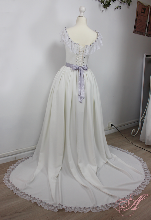 Robe de mariée collection Camille Claudel