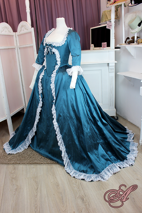 Robe collection Marie-Antoinette