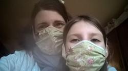 Masque de protection pour adulte et enfant