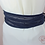 Thumbnail: Ceinture de mousseline camée