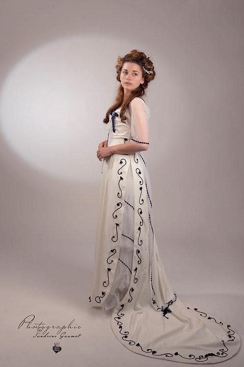 Robe de mariée collection Maud de Norvège