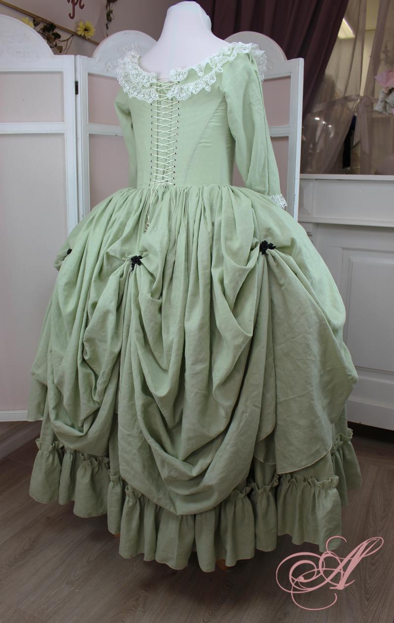 Robe collection Vigée le Brun revisi