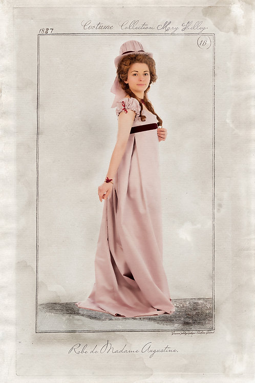 Robe collection Mary Shelley
