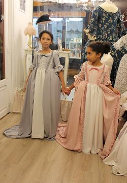 Robe collection Louise-Elisabeth et