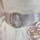 Thumbnail: Robe de cérémonie collection Félicité de Genlis