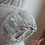Thumbnail: Robe enfant en dentelles et ruban liberty
