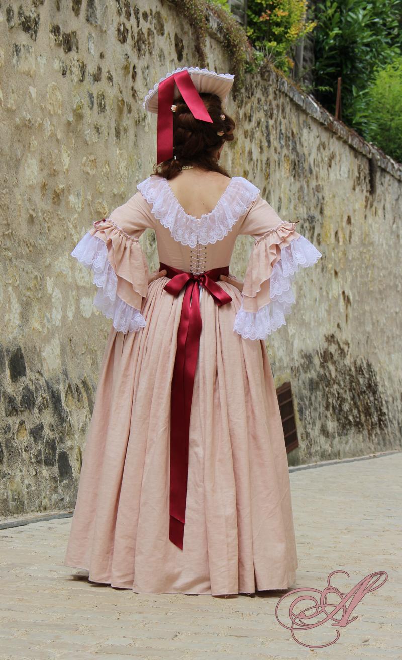 Robe collection Marie-Thérèse Rodet