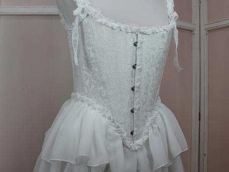 Nouveau corset !
