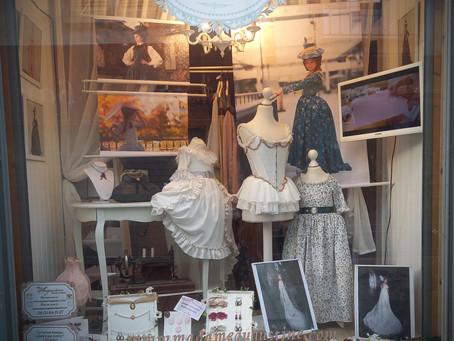 réouverture de ma boutique de Loches !