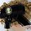 Thumbnail: Nœud pour cheveux dentelle et camée